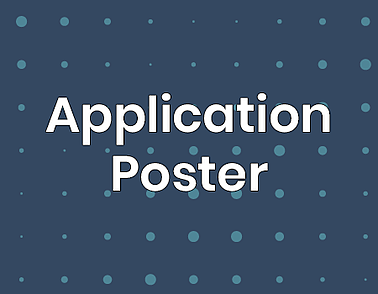 Application Poster