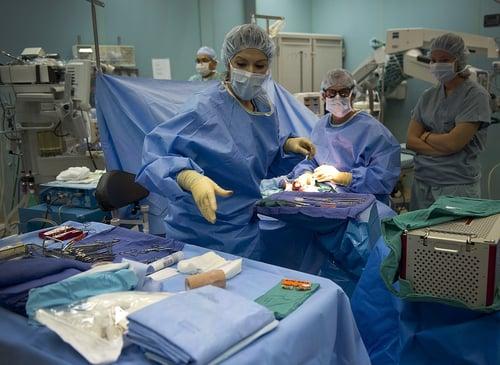 Impatient physician
