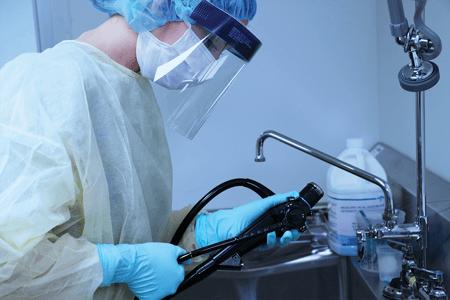 Endoscopy reprocessing