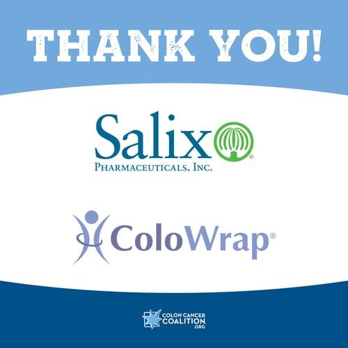 ColoWrap Salix sponsorship