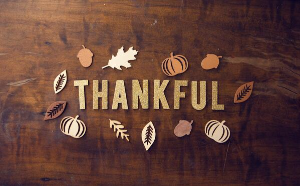 thankful for health